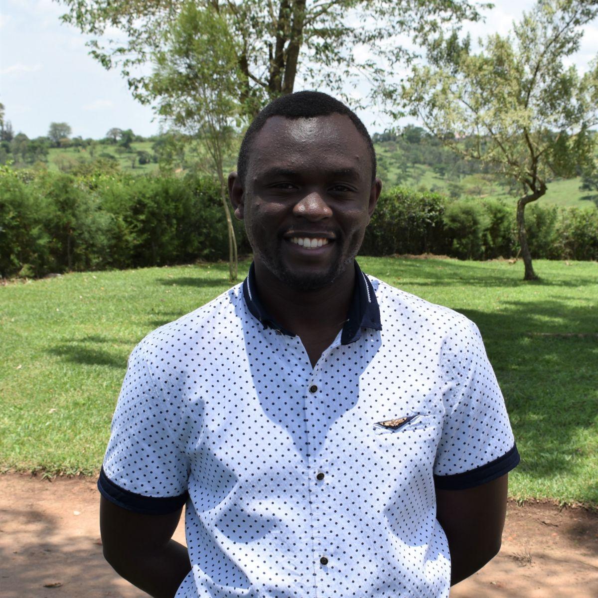 Edmund Ahabwe